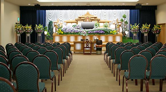 01 1日1組貸切の家族葬式場